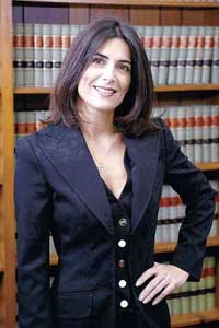 New Jersey Personal Injury Lawyer Rosemarie Arnold